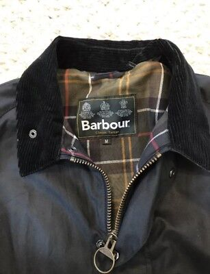 Barbour Classic Tartan Jacket - Medium, Navy