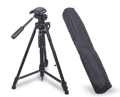 Weifeng Professional Tripod for Digital Camera DSLR Camcorder Video Tilt Pan