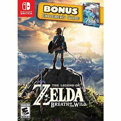Zelda: Breath of the Wild Nintendo Switch | DIGITAL Download 🌐 | NOT CODE | ⬇