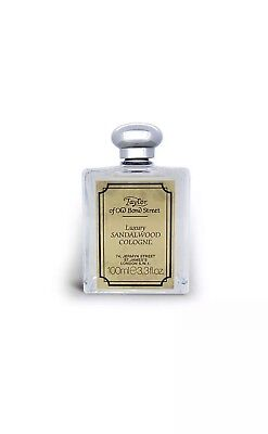 Taylor Of Old Bond Street Sandalwood Cologne Splash 100Ml/same Day Post