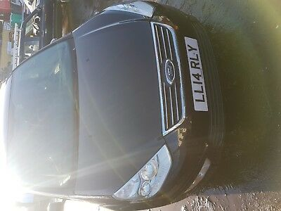 Ford Galaxy Mpv 2014 Diesel Auto Black