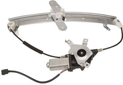 For Lincoln Town Car 1998-2011 Window Regulator w/ Motor Front Left Driver Side
