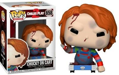 Figurine Funko Pop! Movies Child's Play 2 658 Chucky on Cart Limited Edition