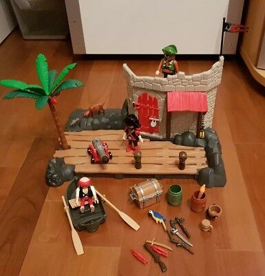 Playmobil 6146 Pirateninsel