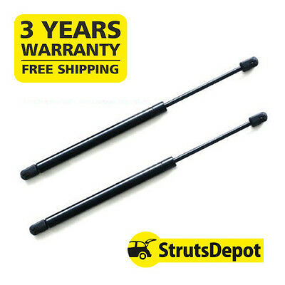 2 x Replacement Gas Struts for Nissan Navara Snugtop Canopy C16-21702 (E064)