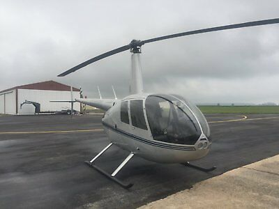 2005 Robinson R44 Raven 2 with AC