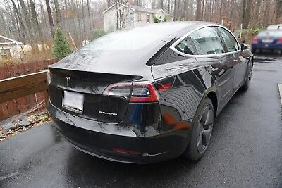 2018 Tesla Other Long Range AWD Tesla Model 3 Long Range AWD