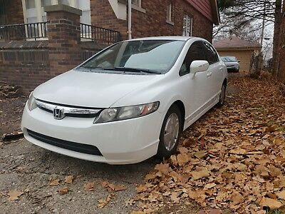 2007 Honda Civic Hybrid 2007 Honda Civic Hybrid