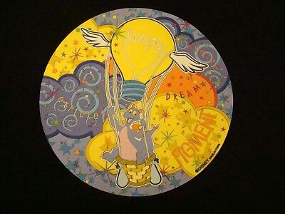RARE!  Hard to Find Disney Figment Computer Mouse Pad SOLD OUT!