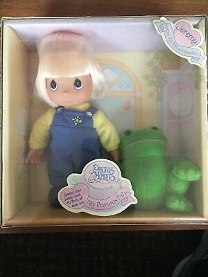 "Vintage 1998 Precious Moments My Precious Pal JOSH Jumpin for fun 7"" doll MISB"