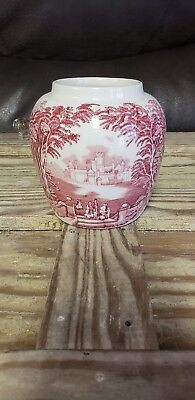 Mason's Vista Pattern GINGER JAR