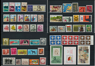 Stamps of Old Germany, DDR, Alliierte Besatzung, used,  great Lot (VQ 59)
