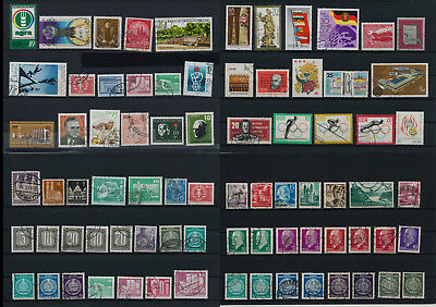 Stamps of Old Germany, DDR, Alliierte Besatzung, used,  great Lot (DDR 59)