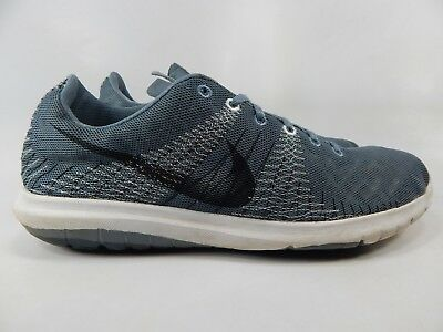 2a1e062e8cd NIKE FLEX FURY Size US 13 M (D) EU 47.5 Men s Running Shoes Charcoal ...