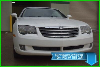 2004 Chrysler Crossfire LIMITED COUPE - SERVICE RECORDS - BEST DEAL ON EBAY infiniti g35 g37 nissan 350z 370z audi tt a4 infinity chevrolet camaro chevy