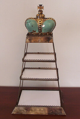 Vintage PRINCE MACHABELLI WINDSONG Store Display and  FACTICE Bottle