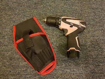 Makita 10.8v Lithium DF330D Pink Drill Driver Limited Edition