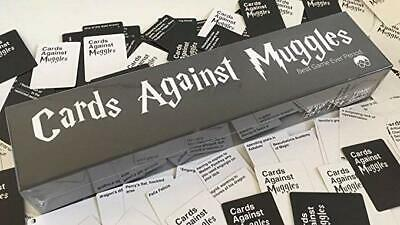poker Muggles 1356 Cards Table Card against Game 5.5lb Not digital Edition