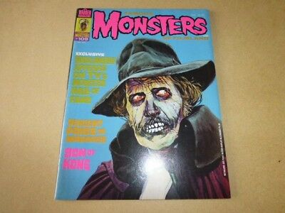 Famous Monsters Of Filmland #109-High Grade