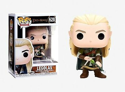 Funko Pop Movies: The Lord of the Rings - Legolas™ Vinyl Figure Item #33247