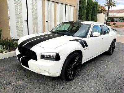 2010 Dodge Charger RT 2010 DODGE 10 CHARGER RT V8 HEMI Clean Carfax R/T MOPAR Custom LOOK Low Miles