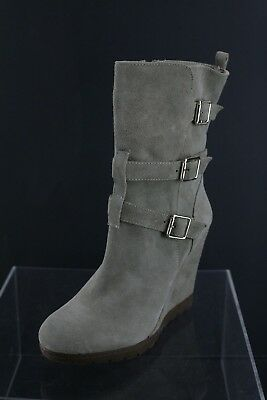 ARTURO CHIANG DISTRESSED Leder boot with 8.5 buckles Größe 8.5 with 45.99 bbf924