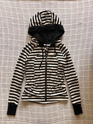 LULULEMON Women's Thumb Holes Jacket Size 4 In Excellent Condition