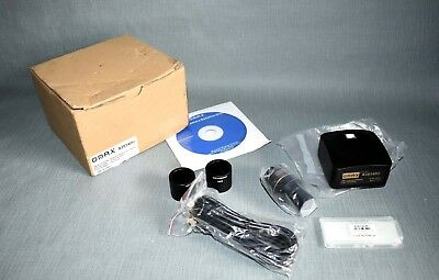Omax 14.0Mp Usb Digital Camera For Microscope With 0.01Mm Calibration Slide