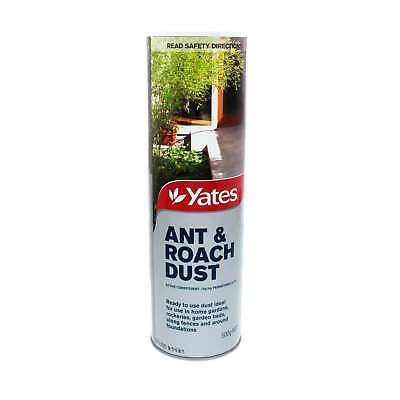 Ant and Roach Dust Ready To Use 500g Controls Ants Spiders Fleas Wasps And More