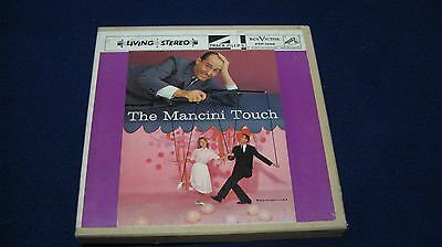 henry mancini the mancini touch reel to reel tape