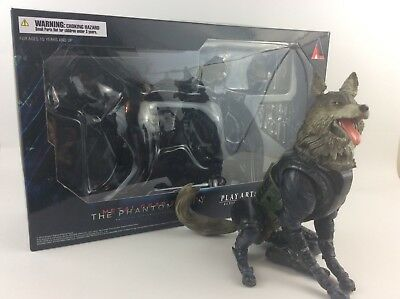 D-Dog - Metal Gear Solid V - Play Arts Kai - Action Figure - Square Enix - Boxed