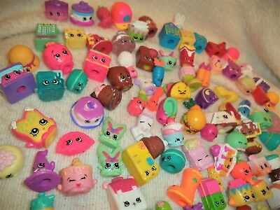 Shopkins Lot Over 90 Pieces Instant Collection! Could Be Rares!