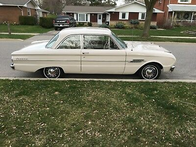 1962 Ford Falcon  Original 1962 Ford Falcon FUTURA