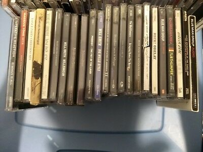 65 CD lot Green Day, Nine Inch Nails, Red Hot Chili Peppers, Rammstein, etc.