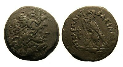 PCC PTOLEMAIC KINGS of EGYPT. Ptolemy IV. 222-205/4 BC. Æ Tetrobol 35mm, 30.88g