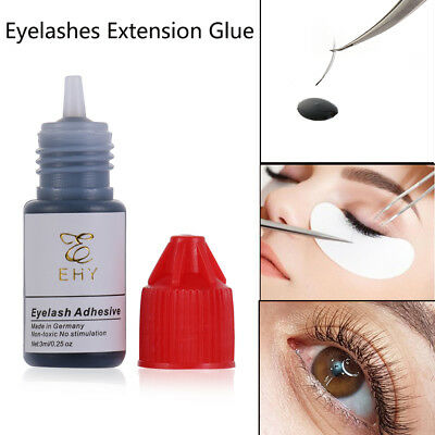 Extension Glue Individual Eye Lashes Adhesive Strong Adhesion 3s Fast Drying