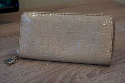 330db21436ce ARMANI JEANS MEN'S Safiano Embossed Pu Bifold Wallet With Coin ...