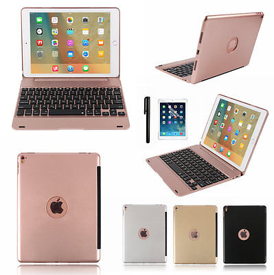 Slim Wireless Bluetooth Keyboard Case Cover Fr iPad Air 1/2 /Pro9.7/ ipad 9.7 AS