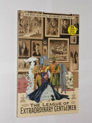 The League Of Extraordinary Gentlemen Vol.1. Alan Moore/Kevin O'Neill 7th Print.