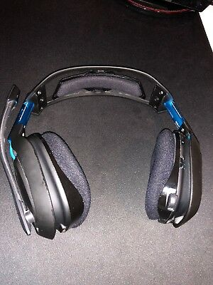 ASTRO A50 Wireless Headset and Base Station for Xbox One - Blue/Black