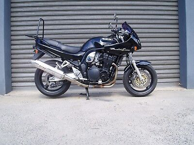 Suzuki GSF 1200S Bandit, 53k kms, XLNT cond. for age, Serviced & ready to ride.