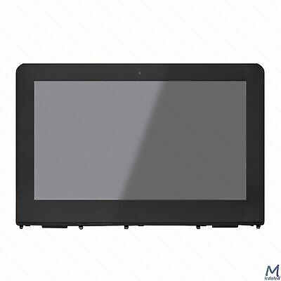 for HP Stream x360 11-ab103TU 11-ab122TU LCD Screen Touch Digitizer with Frame