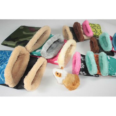 Small Pet Nest Hedgehog Squirrel Hamster Bed Wolf Guinea Pig Warm Sleeping Bag
