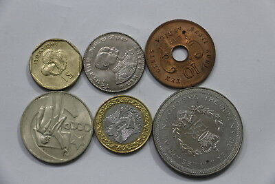 World Coins Useful Lot With Many High Grade B10 Wh25