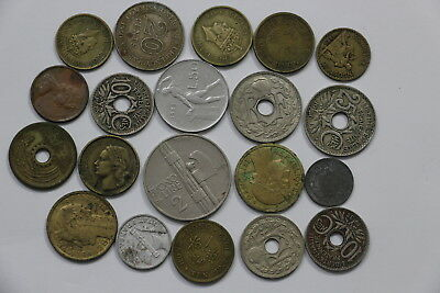 World Old Coins Useful Lot B10 We14