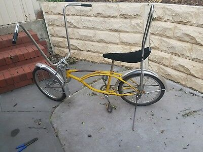 Dragster bike 1970s