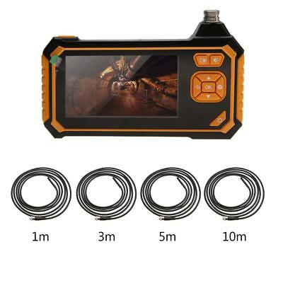 inskam113 4.3-inch LCD Color Screen 8mm 1080P Handheld Home Endoscopes HP