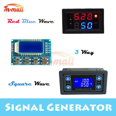 PWM Pulse Wave Frequency Digital Signal Generator Square Wave Duty Cycle Module