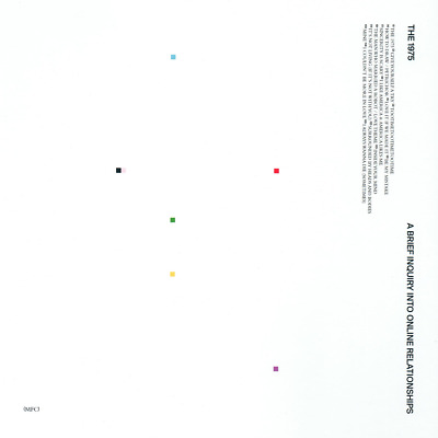 The 1975 - A Brief Inquiry Into Online Relationships CD (Released 30th Nov 2018)