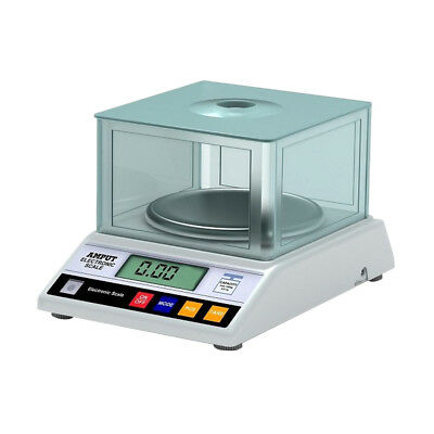 Precision Analytical Electronic Balance Digital Jewelry Kitchen Lab Scale #0.01g